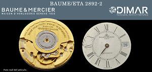 Vintage Original Movement/Movement Baume&mercier BM11892 ETA.2892-2