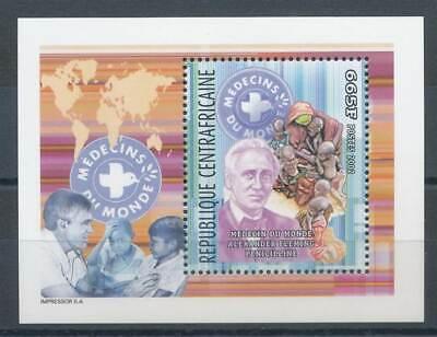 595255) Zentralafrika ** Blockausgabe A. Flemming Seien Sie Freundlich Im Gebrauch