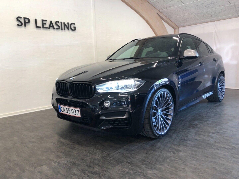 BMW X6 3,0 M50d xDrive aut. 5d - 899.900 kr.