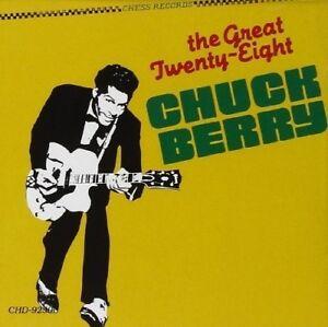 Chuck-Berry-The-Great-Twenty-Eight-New-Vinyl-LP