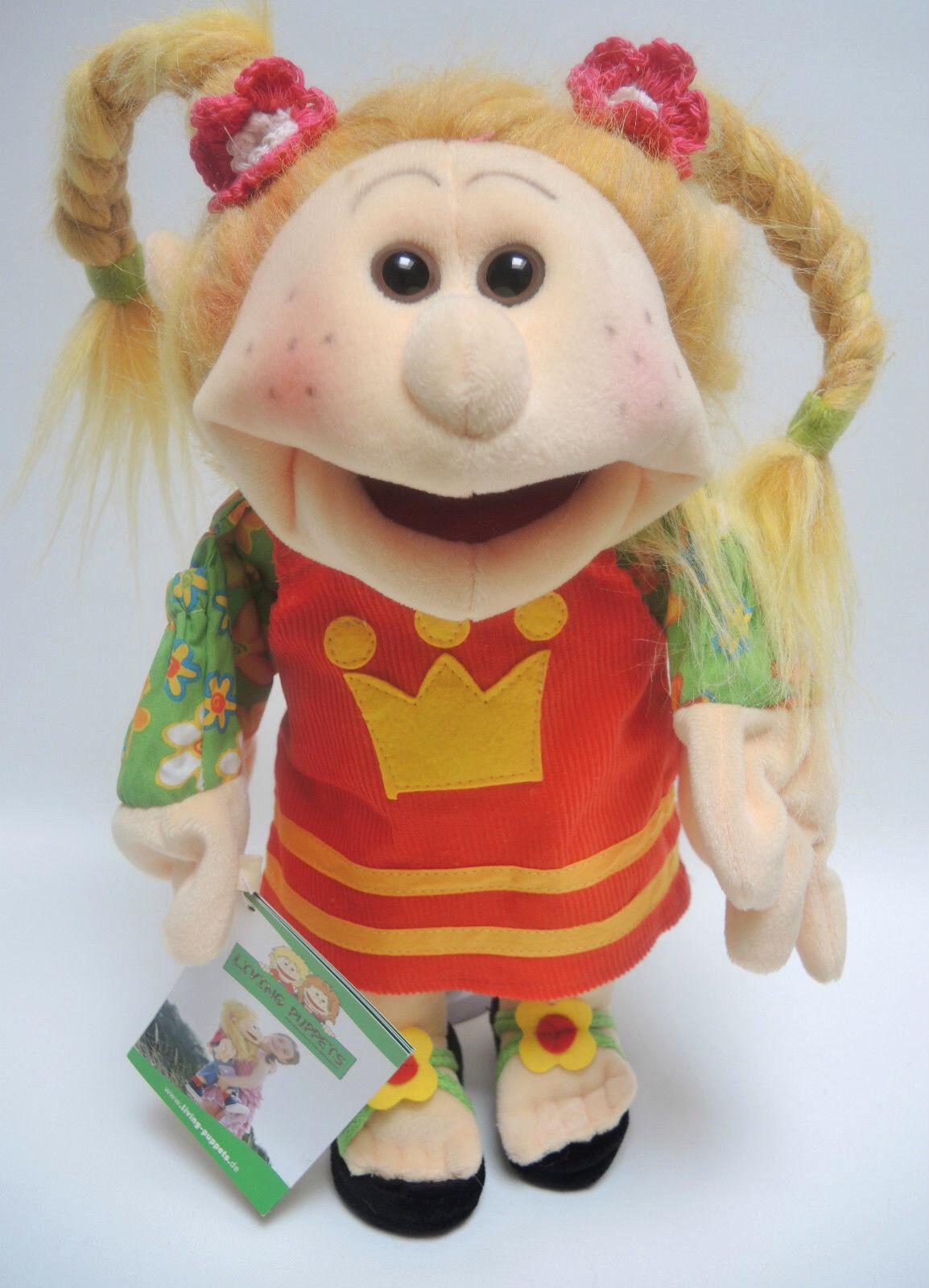 Living Puppets Handpuppe Jennylein Cm NEU Ca35 Ntsrgj3574