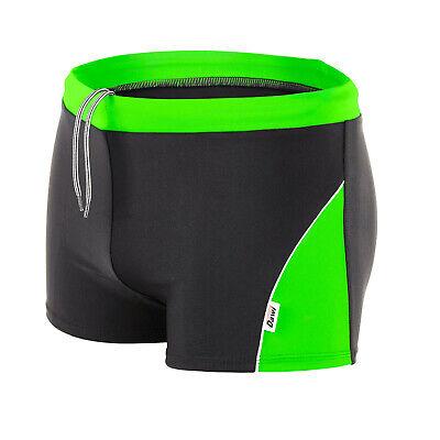 Cosciente L A 3xl Dawi Costume Da Uomo Boxershorts Pantaloni A Galleggiante Cloro Resistente M 9-mostra Il Titolo Originale Giada Bianca
