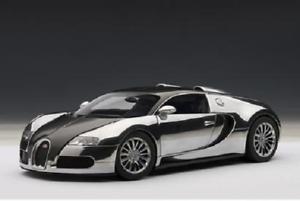 Autoart 70966 - 1 18 Bugatti EB 16.4 Veyron (2008) pur sang Edition-nuevo