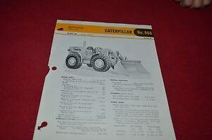Caterpillar 950 Wheel Loader Dealer/'s Brochure DCPA6 ver