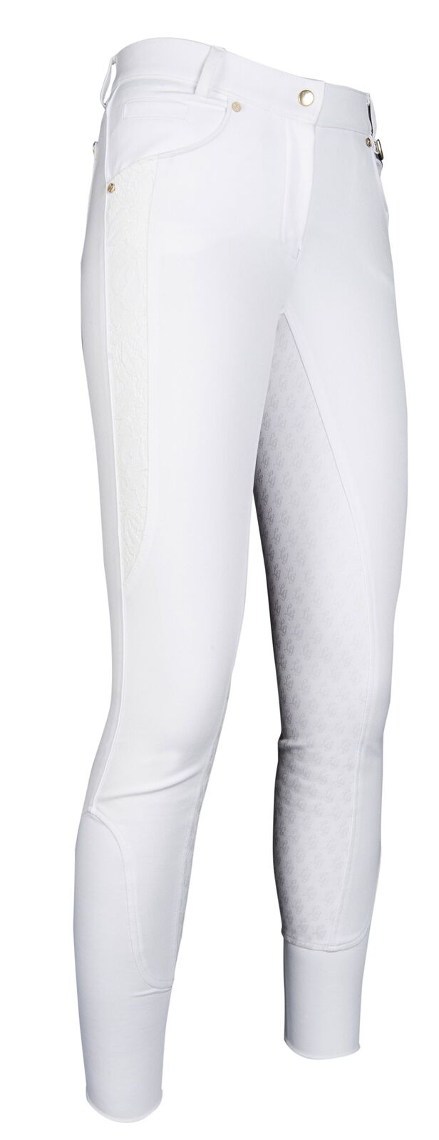 HKM montar torneo pantalones Lace