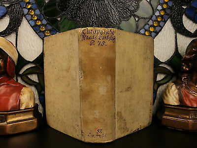 1740 Religious & Political Wars European History Germany Faber State Cantzley