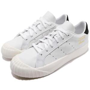 e9ba7a56c43 Image is loading adidas-Originals-EVERYN-W-Classic-Footwear-White-Black-