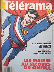 2103-SUPERMAN-PAR-HONORe-AKI-KOURISMAKI-MATTHEW-BRODERICK-TELERAMA-1990