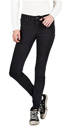 Volcom Womens Ankle Fit Liberator Legging Jeans