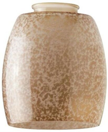 Westinghouse 8131000-2-1//4-Inch Handblown Giraffe Spot Glass Shade 4 Pack