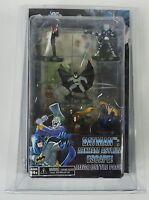 Dc Heroclix Batman Arkham Asylum Escape Mega Battle Pack Bane Two-face Robin