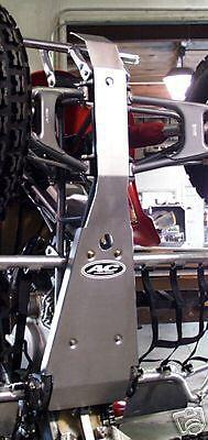 YAMAHA WARRIOR 350 AC RACING FULL SKID PLATE YFM350 86-96