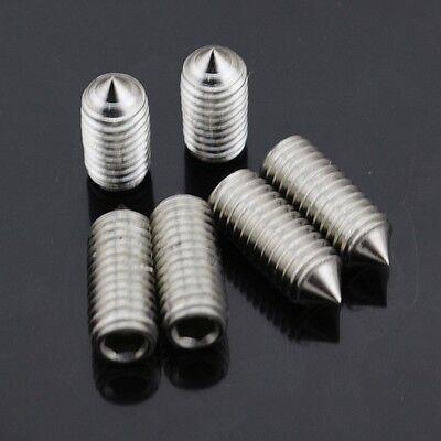 M3 M4 M5 M6 M8 M10 Hex Socket Headless Screw Tip 10PCS-50PCS