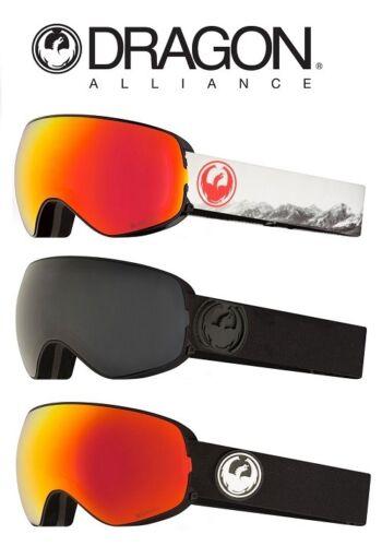 Many Colors Dragon Alliance X2S Snowboard // Ski Goggles SALE! Brand NEW