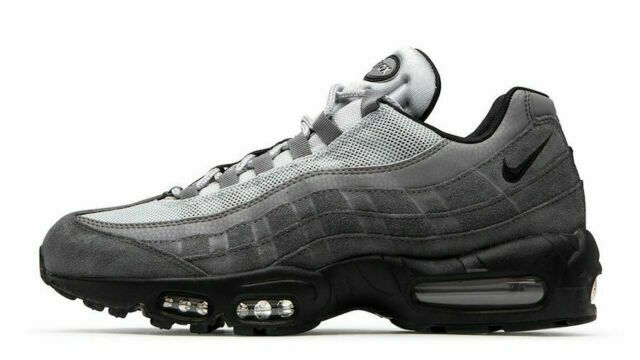 Size 7 - Nike Air Max 95 Anthracite - AT9865-008