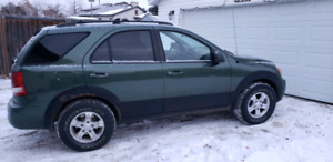 4X4   2006 Kia Sorento LX Need gone asap, quick sale!