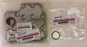 For 2001-2005 Lexus GS430 Automatic Transmission Filter Kit 46641HN 2002 2003
