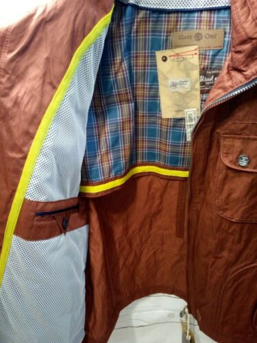Color Gate Jacket One 2904 Art 26 Gr L Marone q6pXr56wx