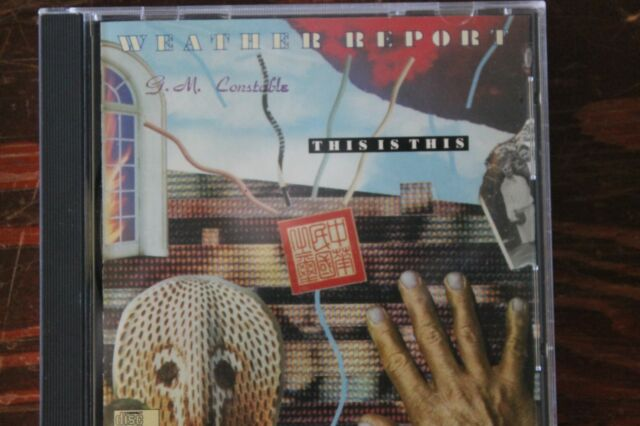 99 cent Jazz CD -- Weather Report
