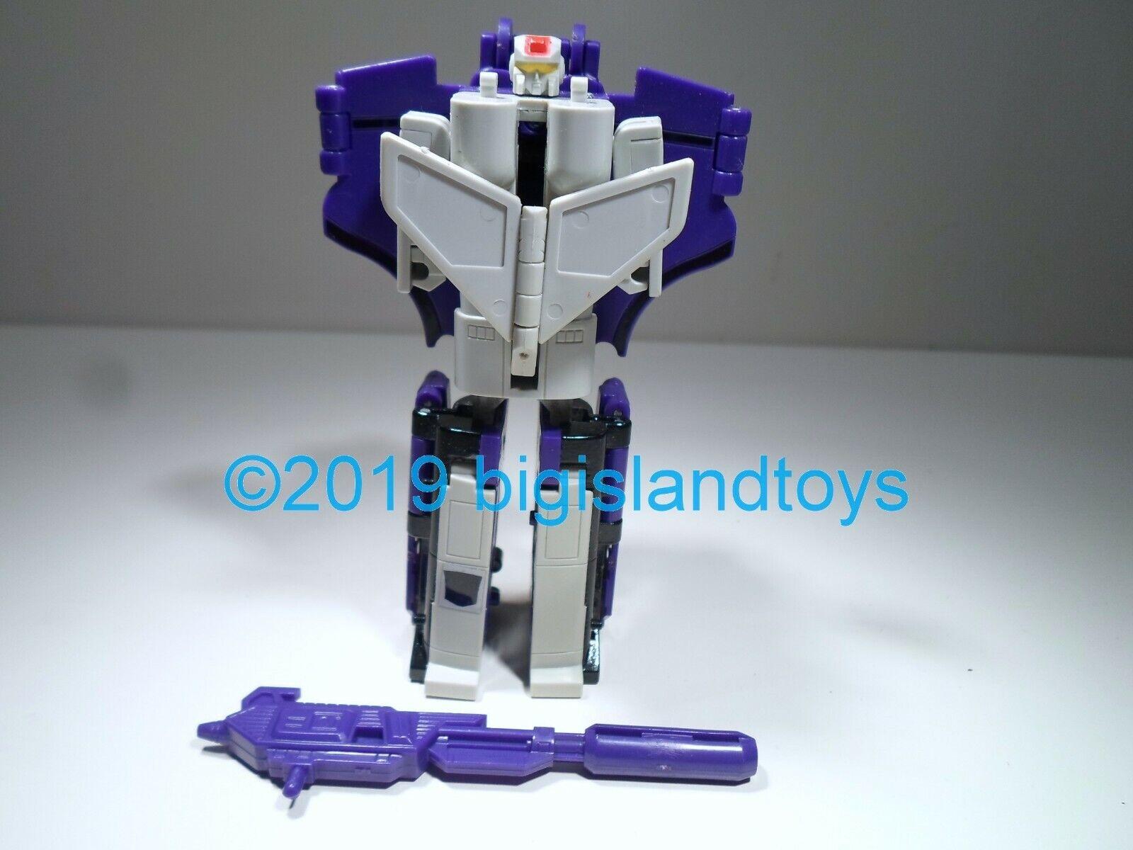 Transformers G1 Generation 1 Hasbro 1985 Astrotrain Triple Changer Complete