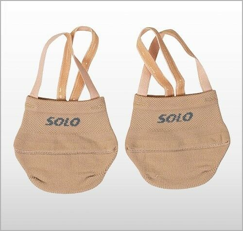 10.5-12.5 US Brand New Rhythmic gymnastics Solo Half Shoes Toe Shoes Socks SizeX
