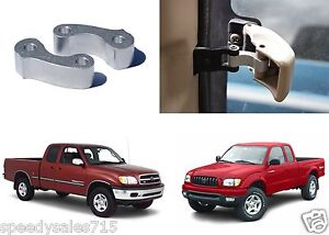 Pair billet aluminum latch pivot for 2000 2006 tundra 1995 for 2000 toyota tundra rear window latch