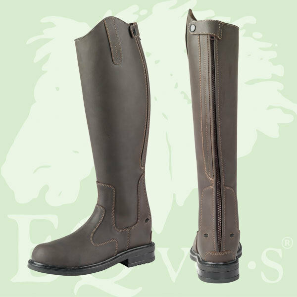ENGLISH Gaiter Company PYTCHLEY lunga WAXED LEATHER avvio