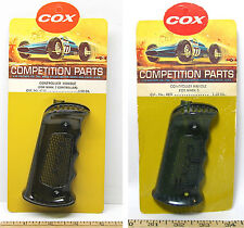 2pc L.M. Cox Slot Car Competition Parts MARK 5 +7 CONTROLLER HANDLE #4691 +#4535
