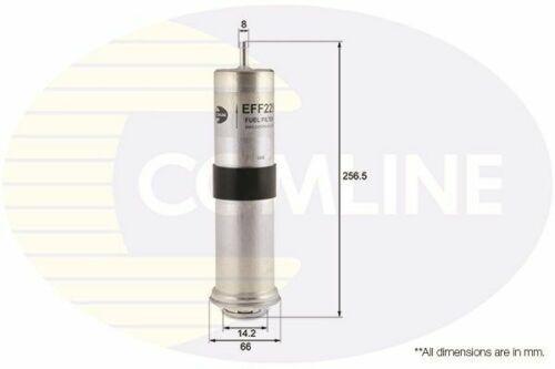 Filtre à carburant pour BMW E91 318i 2.0 07 /> 12 Choix 1//2 TOURING ESSENCE 136 Comline