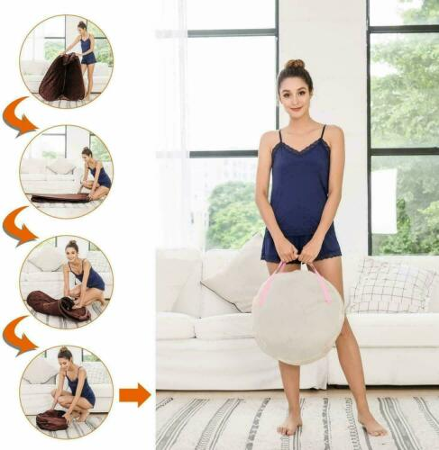 Details about  /2L Portable Folding Steam Sauna SPA Loss Weight Detox Therapy Body slim b h 183