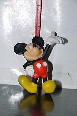 "Lot Of 4 DISNEY MICKEY MOUSE 2.5/"" MINI FIGURE PANDECOR Figure Prototype"