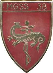 M.g.s.s. 38, E.c.r.s, Vitry, Dos Guilloché Ondé, Drago 2433 (réf 8089) Sbc62lxh-08004946-934876408