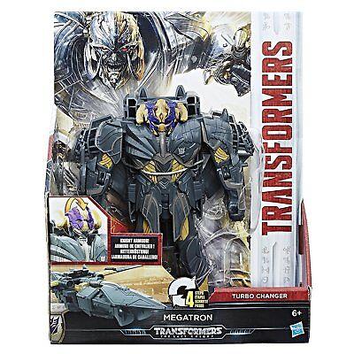 Transformers Last Knight Armour Turbo Echangeur Power ROBOT TRUCK PREMIER JOUET