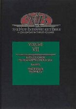 New Interpreter's Bible: The New Interpreter's Bible : Daniel and the Minor Prophets Vol. 7 by Gale Yee and Daniel L. Smith-Christopher (1996, Hardcover)