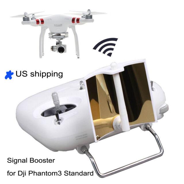 Parabolic Antenna Signal Range Booster Extended Range for DJI Phantom 3 Standard