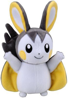TOMY New Edition Pokemon Charjabug Plush Doll Soft Poke Toy Gift 2018 RARE