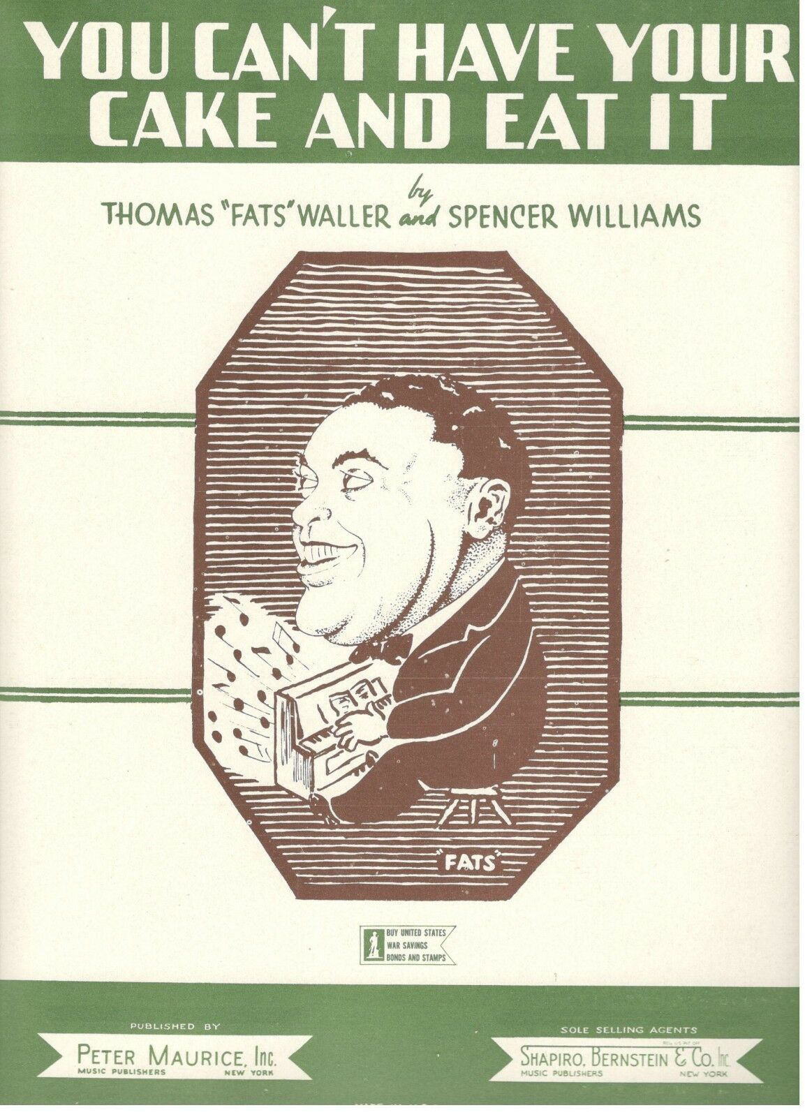 FATS WALLER/WILLIAMS