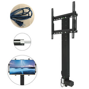 800mm-Motorised-TV-Lift-with-Mount-Bracket-amp-wireless-Controller-for-32-034-65-034