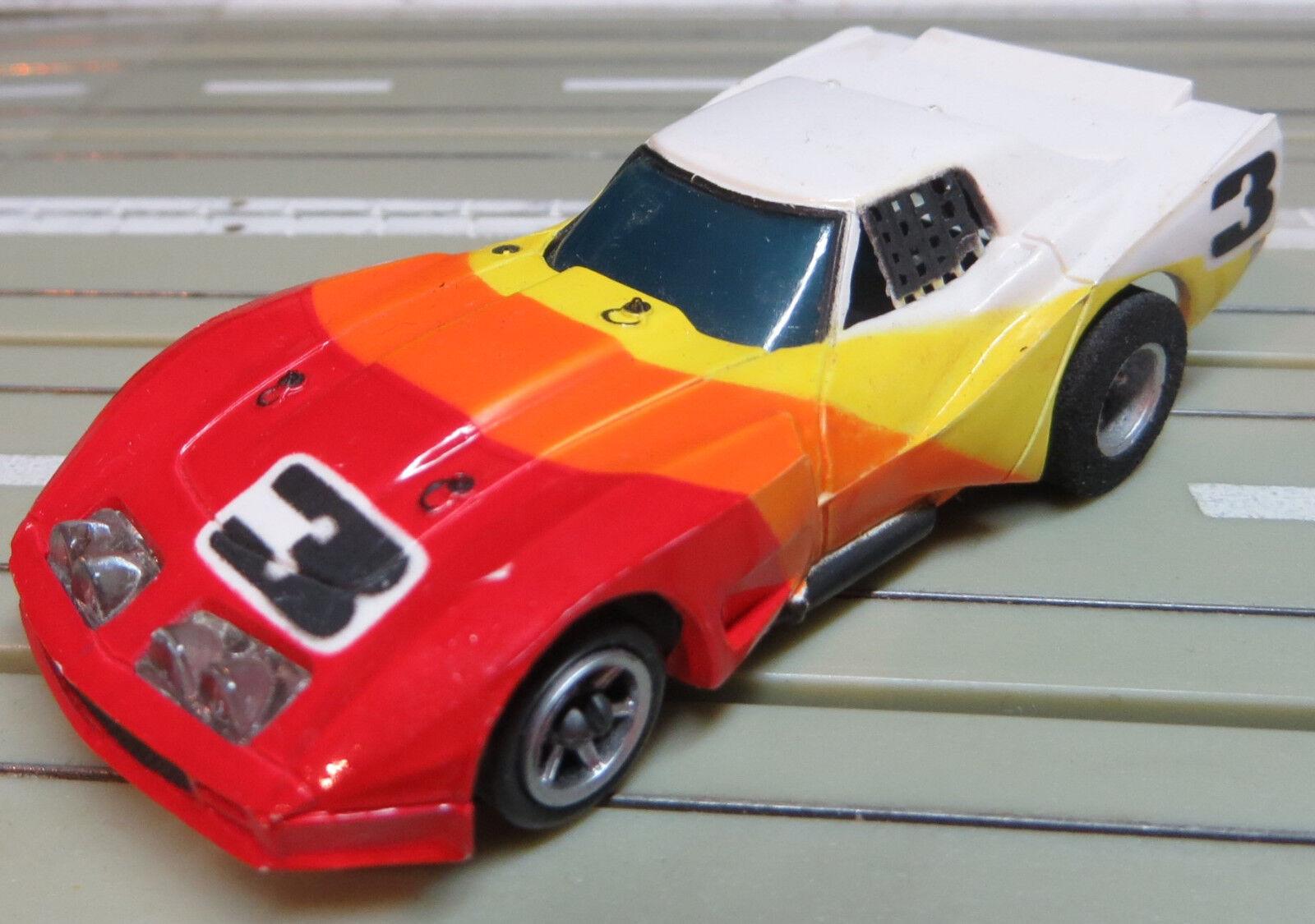Faller Aurora Super G-Plus Corvette Con