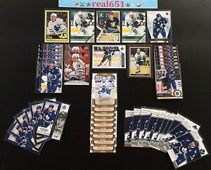 JOFFREY-LUPUL-Lot-x-46-2003-04-Crown-Royale-Rookie-575-Ducks-Toronto