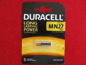 L828 Alkali Mangan 12 Volt 2er Stück Blister Elektromaterial Angemessen Energizer A27