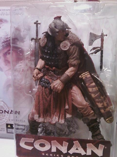 CONAN OF CIMMERIA - SERIES ONE - ACTION FIGURES