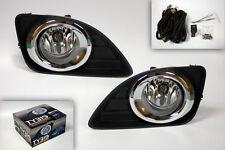 Fog Lights and Bezels set for 2010-2011 Toyota Camry