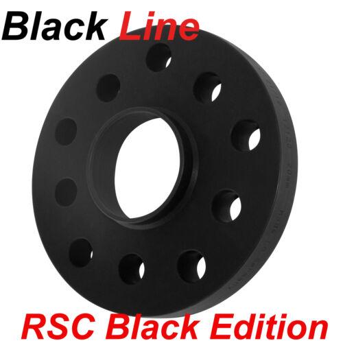 Spurverbreiterungen Black Line 20mm Achse LK5x112 MB SL-Klasse 221,221P