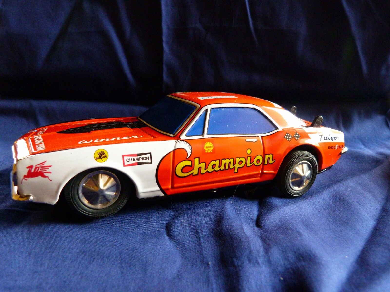 Taiyo Japon 1970 - The racer Chevrolet Camaro