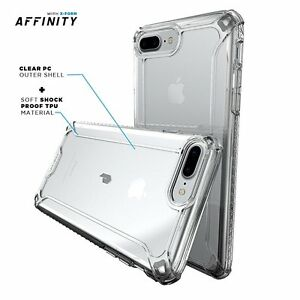 Poetic-Scratchproof-Rugged-Protective-Cover-Case-For-iPhone-7-Plus-Clear