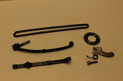 Honda XL 125 XL125 #4156 Timing Chain and Components