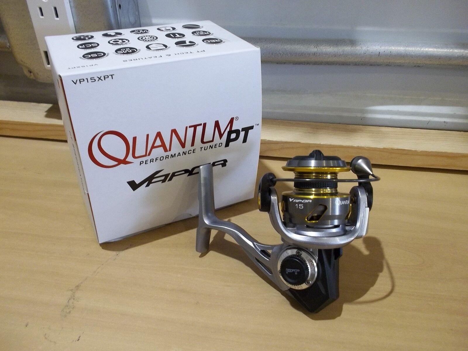 QUANTUM Vapor VP15XPT spinning  reel NIB  welcome to buy