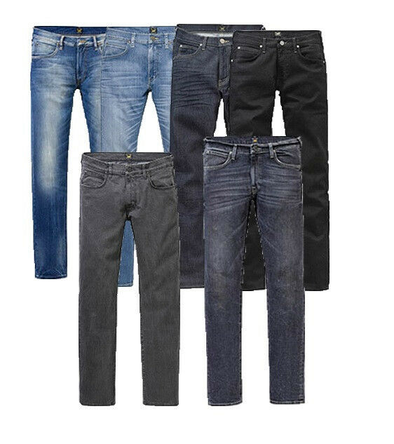 Lee Mens Jeans Luke all sizes and New colors Denim Trousers Modern
