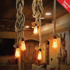 lampadario-rope-corda-canapa-vintage-rustico-antico-150-cm-v-tac-E27